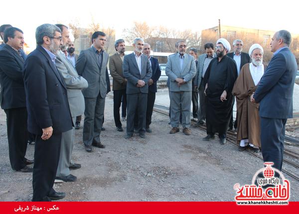بازدید اعضای شورا و شهردار از پارک آبی نشاط رفسنجان13