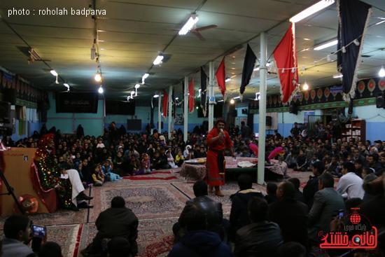 تعزیه حر-موسی بن جعفر-رفسنجان-خانه خشتی (5)