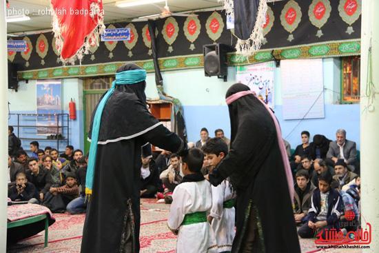 تعزیه طفلان مسلم-موسی بن جعفر-رفسنجان-خانه خشتی (8)