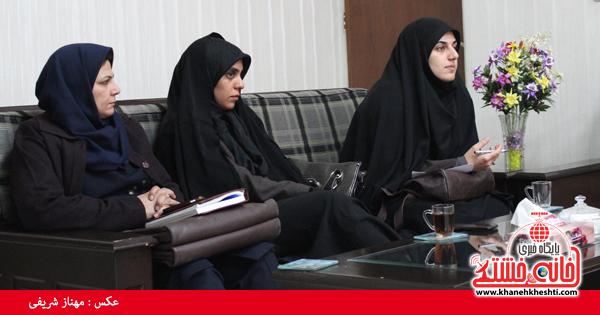 جلسه مجمع مشاوران جوان فرمانداری رفسنجان3