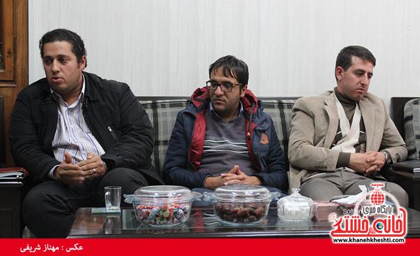 جلسه مجمع مشاوران جوان فرمانداری رفسنجان6