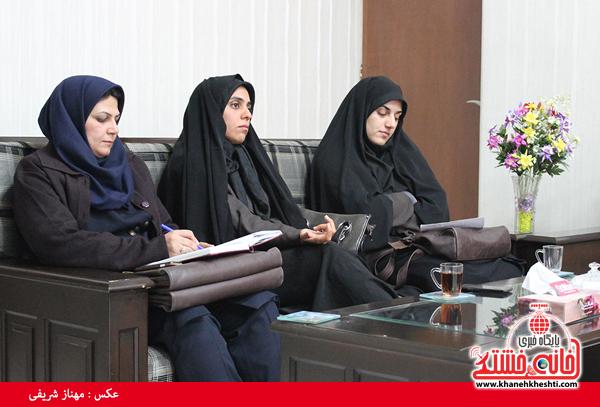 جلسه مجمع مشاوران جوان فرمانداری رفسنجان7
