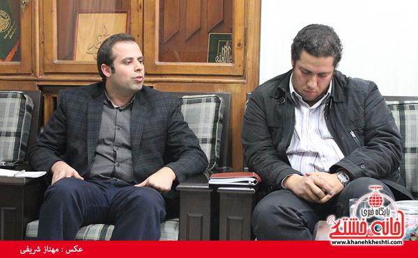 جلسه مجمع مشاوران جوان فرمانداری رفسنجان9