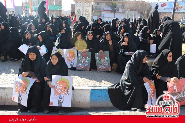 حضور مردم رفسنجان در حماسه 9 دی سال 93 (خانه خشتی)23