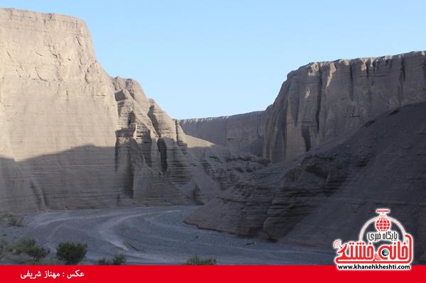 دره راگه میراث گرانبهایی برای شهرستان رفسنجان