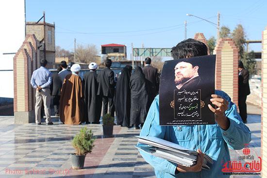 تصاویر/ آنچه در سفر خمینی به رفسنجان گذشت