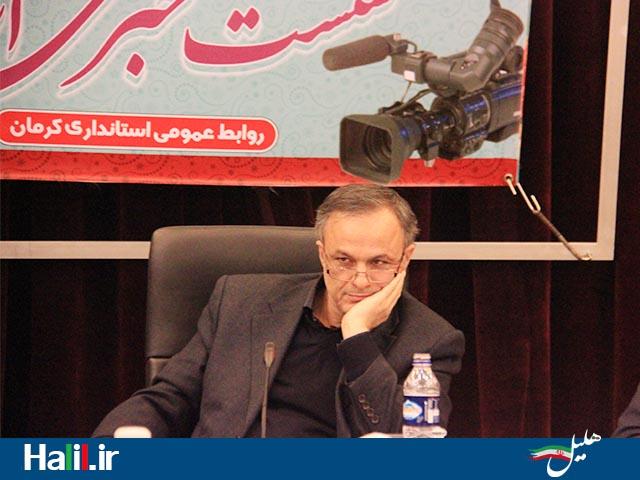 پاسخ استاندار کرمان به چرایی برگزاری ستاد مثلث توسعه رفسنجان با حضور محکوم فتنه ۸۸