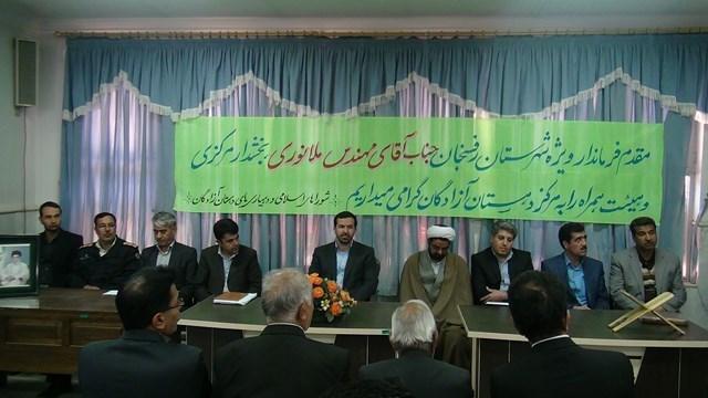 مشکلات روستاهای دهستان آزادگان رفسنجان مورد بررسی قرار گرفت