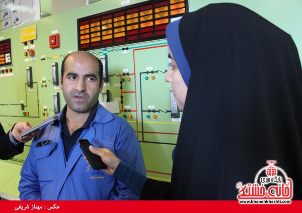 روزانه نزدیک به 700 هزار بشکه فرآورده نفتی توسط مرکز انتقال نفت رفسنجان منتقل می شود
