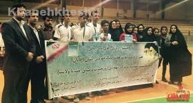 جشنواره بازی های بومی محلی استان کرمان شهرستان رفسنجان خانه خشتی3