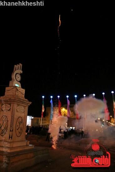 دوربین خانه خشتی در جشن بزرگداشت روز رفسنجان 18  دی ماه 93 (11)