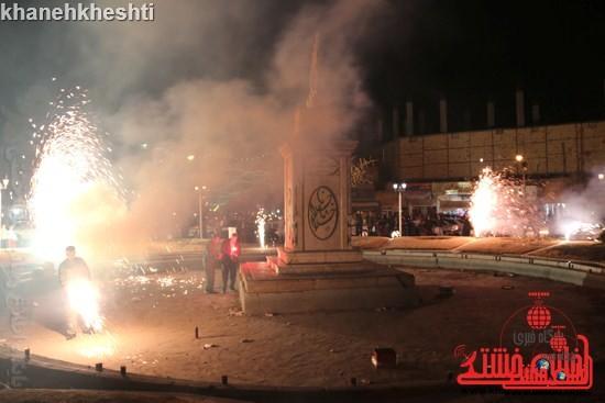 دوربین خانه خشتی در جشن بزرگداشت روز رفسنجان 18  دی ماه 93 (13)