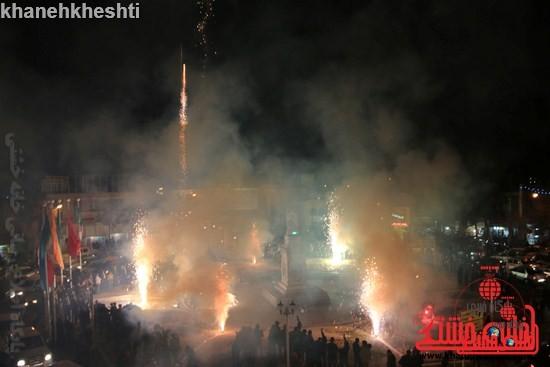 دوربین خانه خشتی در جشن بزرگداشت روز رفسنجان 18  دی ماه 93 (16)