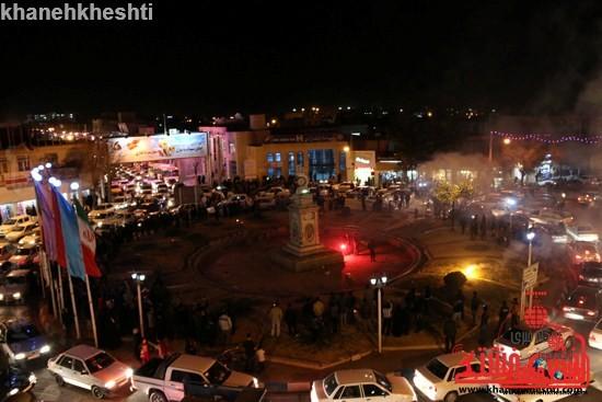 دوربین خانه خشتی در جشن بزرگداشت روز رفسنجان 18  دی ماه 93 (17)