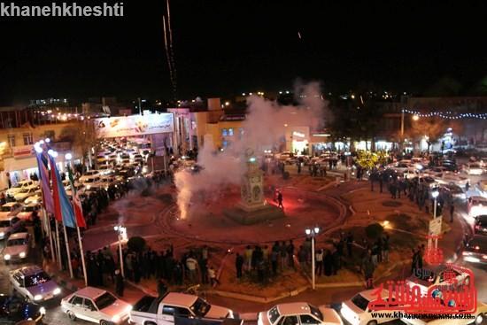دوربین خانه خشتی در جشن بزرگداشت روز رفسنجان 18  دی ماه 93 (18)