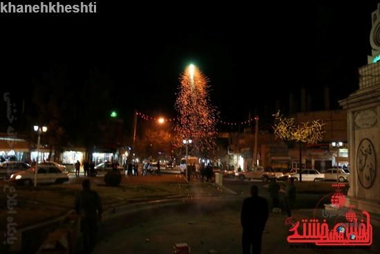 دوربین خانه خشتی در جشن بزرگداشت روز رفسنجان 18  دی ماه 93 (2)
