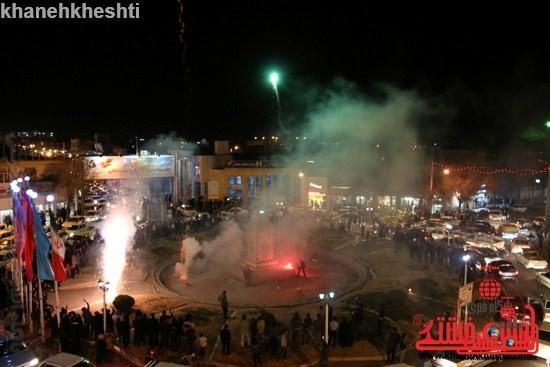 دوربین خانه خشتی در جشن بزرگداشت روز رفسنجان 18  دی ماه 93 (21)
