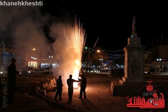 دوربین خانه خشتی در جشن بزرگداشت روز رفسنجان 18  دی ماه 93 (3)