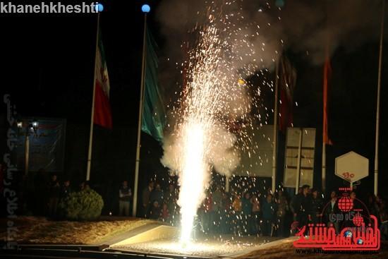دوربین خانه خشتی در جشن بزرگداشت روز رفسنجان 18  دی ماه 93 (6)
