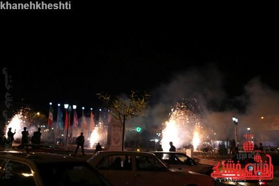 دوربین خانه خشتی در جشن بزرگداشت روز رفسنجان 18  دی ماه 93 (7)