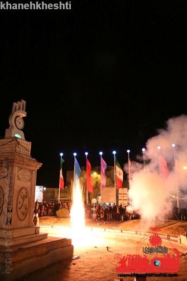 دوربین خانه خشتی در جشن بزرگداشت روز رفسنجان 18  دی ماه 93 (9)