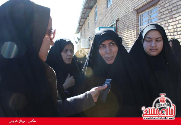 پیام همسر سردار شهید الله دادی در گفتگو با خانه خشتی