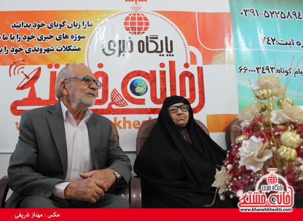 ناگفته های مادر شهیدان قطب الدینی از پیروزی انقلاب در رفسنجان پیش از بهمن ۵۷