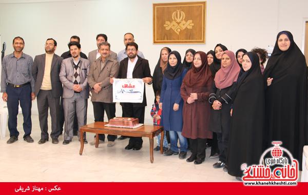 کمپین عشاق محمد(ص) در رفسنجان(خانه خشتی)