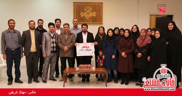 رادیو رفسنجان به کمپین عشاق محمد(ص) پیوست