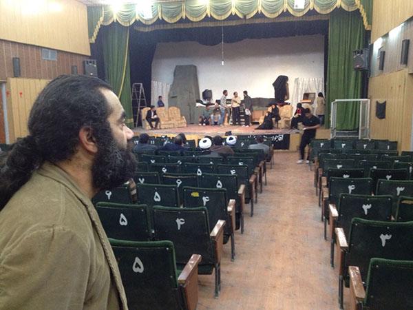 «ورهمشور» از رفسنجان به جشنواره تئاتر کمدی کرمان راه یافت