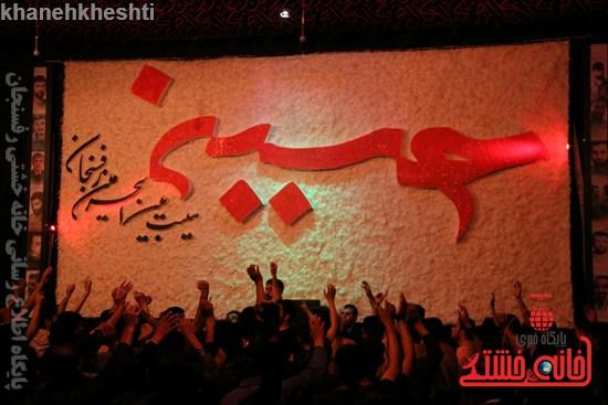 مراسم گرامیداشت شهید مدافع حرم حضرت زینب(س) در رفسنجان برگزار شد +عکس