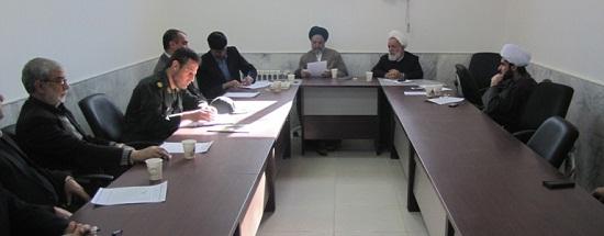 اولین جلسه کمیته قرآن ستاد دهه فجر رفسنجان برگزار شد