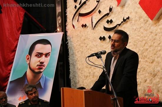 دکنر حسینی : تصویر اینکه جمهوری اسلامی مظهر پایداری در مقابل زیاده خواهی آمریکا است، نباید لطمه بخو