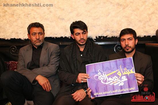 الله دادی ها به کمپین عشاق محمد (ص) پیوستند