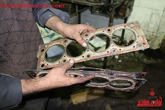 اختراع فشارشکن اتومبیل در رفسنجان_خانه خشتی (۱)