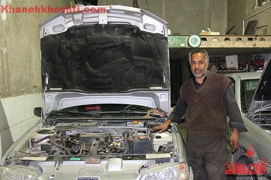 اختراع فشارشکن اتومبیل در رفسنجان_خانه خشتی (۵)