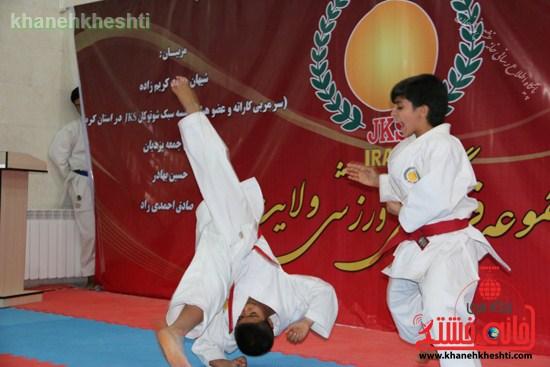 افتتاحیه مجموعه فرهنگی ورزشی ولایت رفسنجان (۱۳)