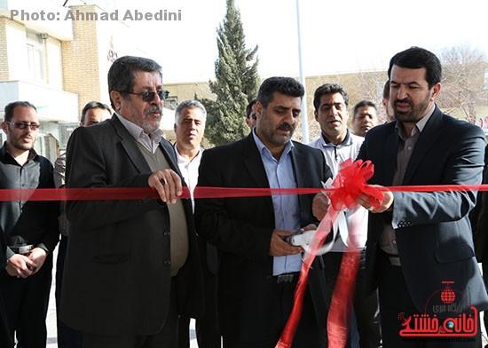 افتتاح جایگاه سوخت گیری در رفسنجان_خانه خشتی (۵)
