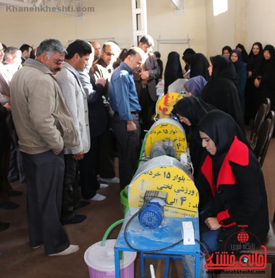 افتتاح کارگاه آموزشی کمیته امداد امام خمینی (ره) (۹)