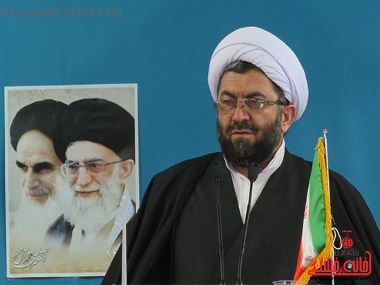 کارگزار نظام اسلامی در خدمت عامه مردم باشد، نه در خدمت بیگانگان/ ارزش و عزت ایران اسلامی بالاتر از برداشتن تحریم هاست