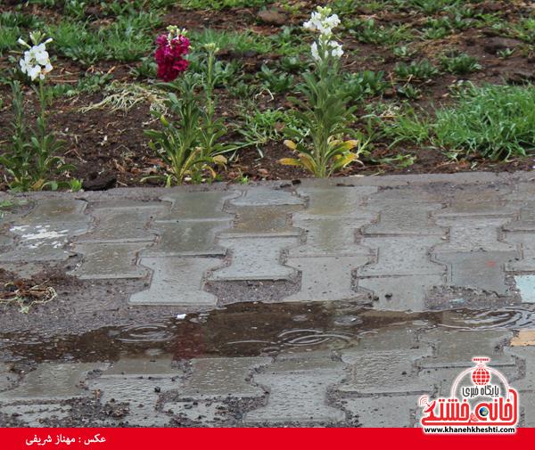 باران زمستانی-خانه خشتی۲