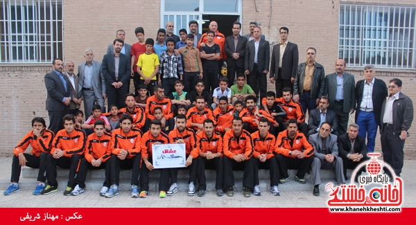 تیم مس رفسنجان به کمپین عشاق محمد (ص) پیوست