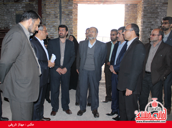 بیمارستان امام حسین (ع) توسط دانشگاه علوم پزشکی رفسنجان تکمیل خواهد شد