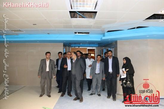 بیمارستان علی بن ابیطالب(ع) رفسنجان افتتاحیه جراحی زنان سرطان عیادت (۱۲)