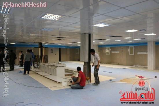 بیمارستان علی بن ابیطالب(ع) رفسنجان افتتاحیه جراحی زنان سرطان عیادت (۱۳)