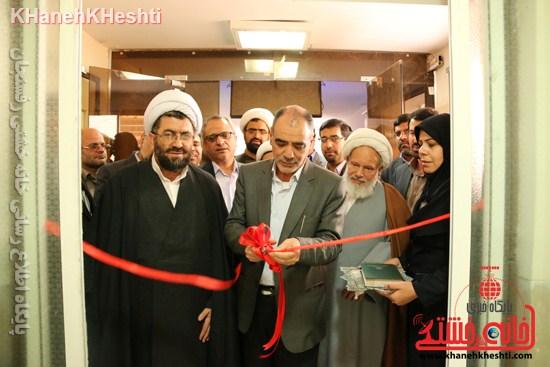 بخش جدید ICU بیمارستان علی بن ابیطالب(ع) رفسنجان تکمیل گردیده و به زودی به بهره برداری خواهد رسید+ عکس