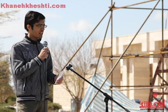 تجمع دانشجویان دانشگاه ولیعصر(عج) رفسنجان-خانه خشتی (۱۸)