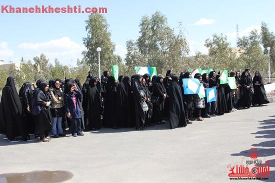 تجمع دانشجویان دانشگاه ولیعصر(عج) رفسنجان-خانه خشتی (۱۹)