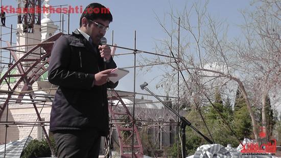 تجمع دانشجویان دانشگاه ولیعصر(عج) رفسنجان-خانه خشتی (۷)