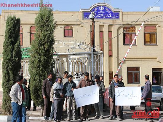 تجمع کارگران رفسنجان-خانه خشتی۶